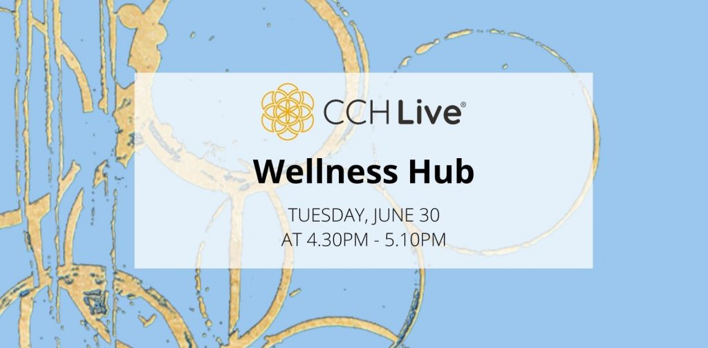 Wellness Hub Invite 30Jun20