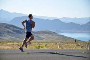 Post lockdown fitness - running