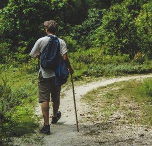 Post lockdown fitness - walking
