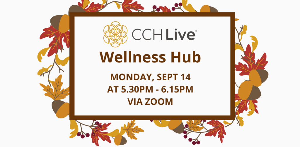 Wellness Hub Invite 14Sept20