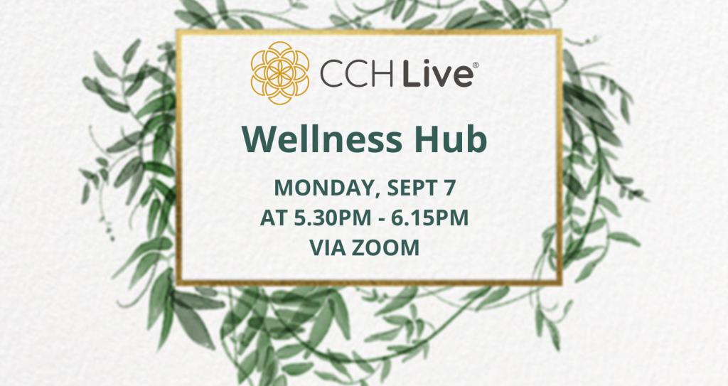 Wellness Hub Invite 7Sept20