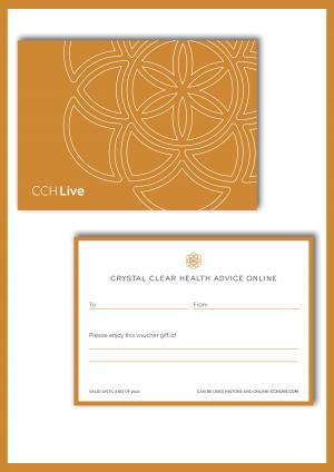 CCH Live Gift Voucher